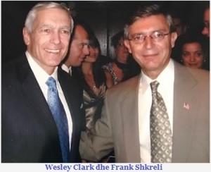 Wesley Clark & Frank Shkreli