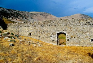 Kalaja e Qestoratës o Gravës (foto3 g. hoti)