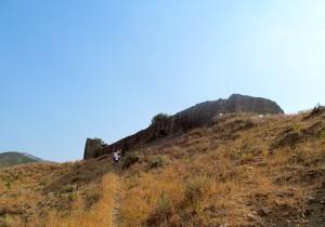 Kalaja e Qestoratës o Gravës (foto6 g. hoti)