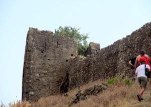 Kalaja e Qestoratës o Gravës (foto4 g. hoti)