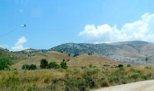 Kalaja e Qestoratës o Gravës (foto1 g. hoti)