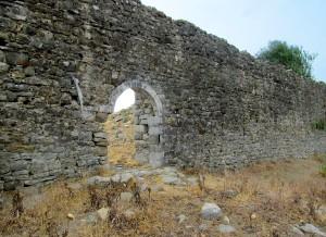Kalaja e Qestoratës o Gravës (foto2 g. hoti)