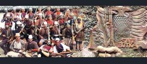 Sali Butka dhe çeta e tij e Kolonjes