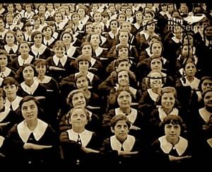 Manifesti i Vajzave gjimnaziste shtator 1937