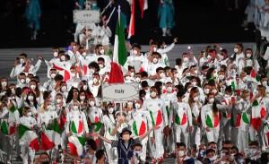 Italia Team - Tokyo 2020 - (foto mezzelani)