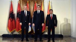 Open Ballkan - Vuçiq - Rama - Zaev