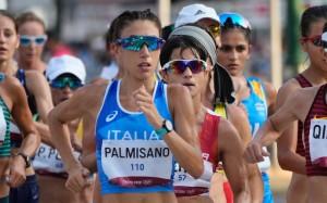Antonella Palmisano - Medaglie ari - ecje sportive për femra në 20 km