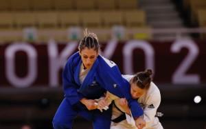 Maria Centracchio - Medaljen Bronxi - Xhudo deri në 63 kg.