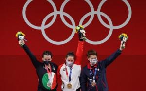 Giorgia Bordignon - Medalje Argjendi - Peshëngritje, deri ne 64 kg për gra.