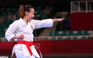 Viviana Bottaro - Medalje Bronzi - Karate, specialiteti kata.