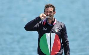 Manfredi Rizza - Medalje Argendi - Canoa sprint,