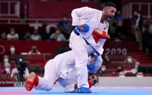 Luigi Busà - Medaglie ari - karate pesha 75 kilogram