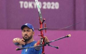 Mauro Nespoli - Medalje Argjendi - Gjuajtje me Hark