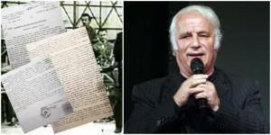 """Këngëtari Sherif Merdani - dhe pjesë nga akuza e tij si """"armik i popullit"""""""