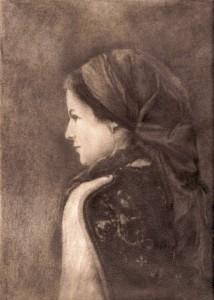 Pikturë e Afroditës ekspozuar nga Alex Teplitzky