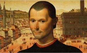 Nicolo' Machiavelli (1469-1527)