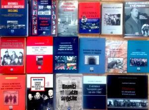 Vepra të botuara të Kastriot Dervishit