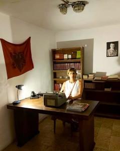 Zyra e Ministrit të Brendshëm.