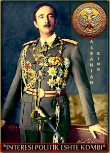 Mbreti i Shqiptarve - Zogu i Parë