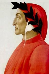 Dante Alighieri nga Sandro Botticelli, 1495