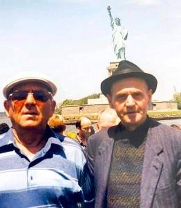 Bardhyl Miraku dhe Uran Kostreci