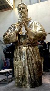 Statuja e Pjetër Bogdanit