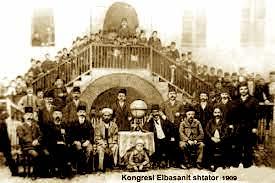 Kongresi Arsimor i Elbasanit - Shtator 1909