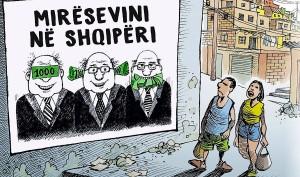 Korrupsioni ne Shqiperi