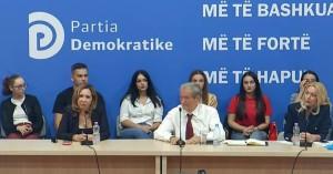 Evi Kokalari & Sali Berisha në Vlorë