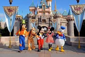 Personazhe të Disney Word